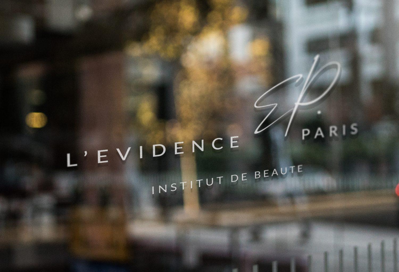 l'evidence paris logo boutique